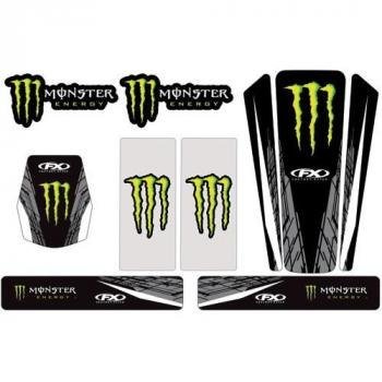 Kit stickers universel Monster 13 Facory Effex