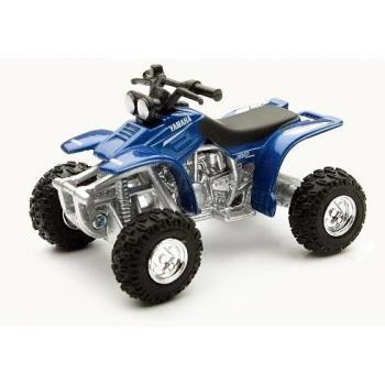 Quad miniature Yamaha blue 1/32° NewRay