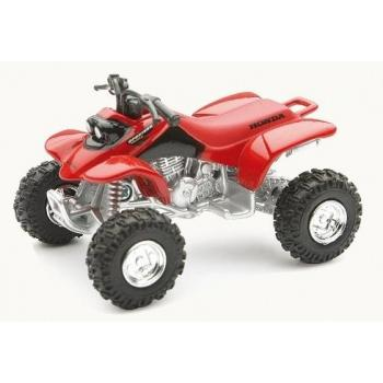 Quad miniature Honda TRX 400 red 1/32° NewRay