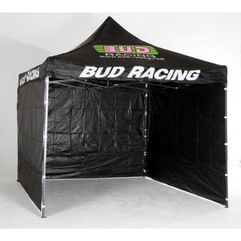 Cote de tente quick-up noir 3x2m-2