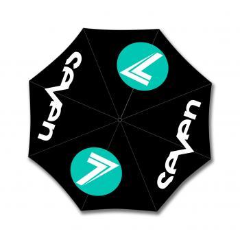Parapluie Seven MX logo black
