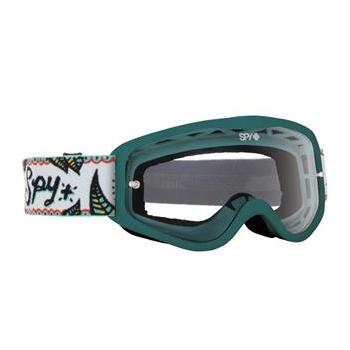 Masque SPY Cadet Calaveras multicolore écran clair