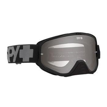 Masque SPY Woot Black Sand noir écran fumé