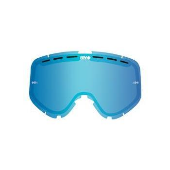Écran de rechange SPY fumé/Spectra™ bleu clair anti-buée pour masque SPY Woot/Woot Race