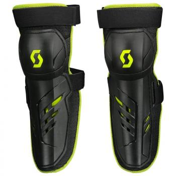 Genouilleres Scott Pursuit Black/Green One size
