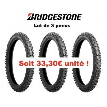 Pneu avant BRIDGESTONE MOTOCROSS M203 80/100-21