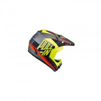 Casque Pull In Adulte Neon Yellow L-2