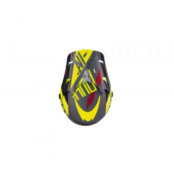 Casque Pull In Adulte Neon Yellow L-3