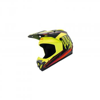 Casque Pull In Adulte Neon Yellow L