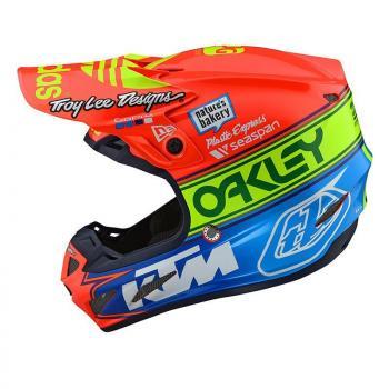 Casque TroyLeeDesign SE4 Composite Team Edition 2 helmets-2