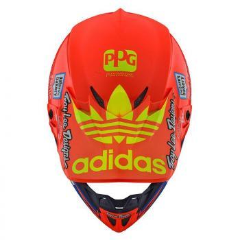 Casque TroyLeeDesign SE4 Composite Team Edition 2 helmets-3