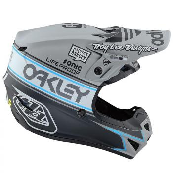 Casque TroyLeeDesigns SE4 Polyacrylite Team edition 2 helmets