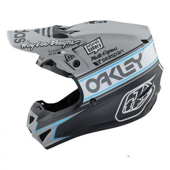 Casque TroyLeeDesigns SE4 Polyacrylite Team edition 2 helmets-2