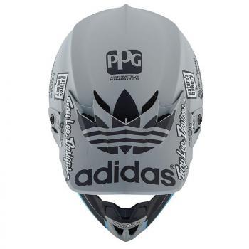 Casque TroyLeeDesigns SE4 Polyacrylite Team edition 2 helmets-3