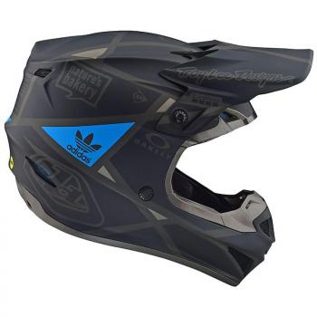 Casque TroyLeeDesigns SE4 Polyacrylite Metric black helmets