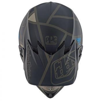 Casque TroyLeeDesigns SE4 Polyacrylite Metric black helmets-3