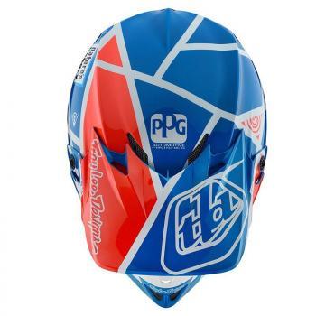 Casque TroyLeeDesigns SE4 Composite Metric ocean helmets-3