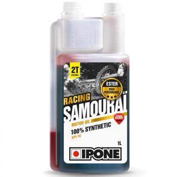 Huile de mélange IPONE Samourai Racing FRAISE