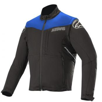 Veste Enduro Alpinestars Session Race Blue Black M