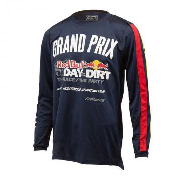 FASTHOUSE JERSEY REDBULL DAY DIRT NAVY