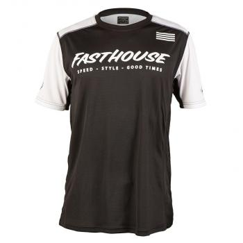 FASTHOUSE JERSEY SOLID WHITE