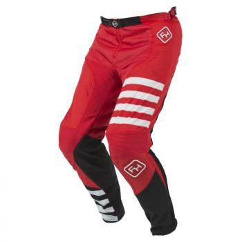 FASTHOUSE PANT STRIPES RED