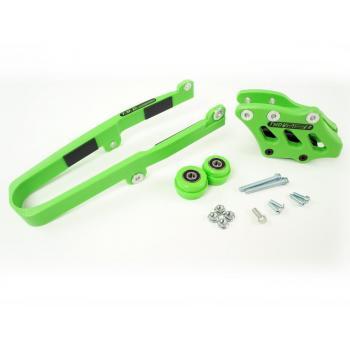 TMD chain guide n slide kit 450 KXF 16-18 , 250 KXF 17-19 VERT