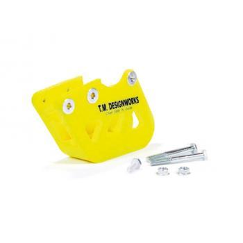 TMD chain guide MX factory edition 1 Suzuki RM/DRZ all, RMZ250 07- yellow