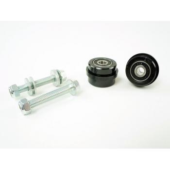 TMD chain roller set Kawasaki KX(F) black