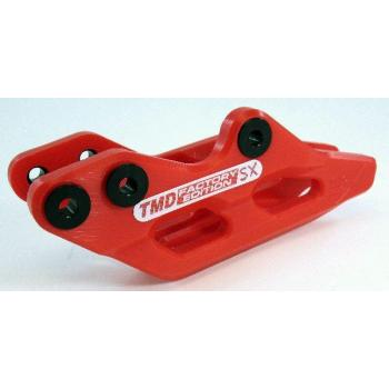 TMD Factory Edition SX chain guide CRF 250/450 07- ROUGE
