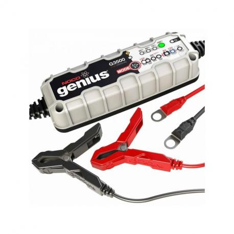 Chargeur de batterie NOCO Genius G3500 lithium 6/12V 3,5A 120Ah