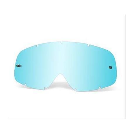 Ecran de rechange OAKLEY O Frame Lexan bleu