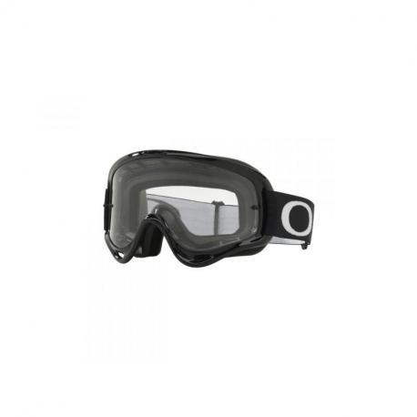 Masque OAKLEY XS O Frame Jet Black écran transparent