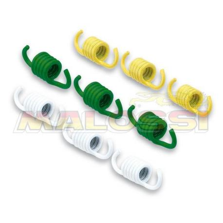 Kit 9 ressorts SP Malossi pour Fly et Delta Clutch