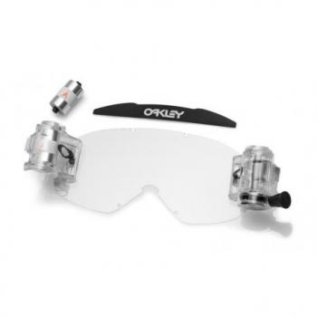 Kit accessoires roll-off OAKLEY O Frame 2.0 transparent