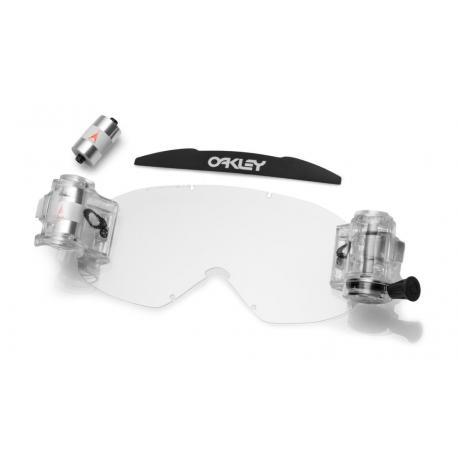 Kit accessoires roll-off OAKLEY O Frame 2.0 transparent
