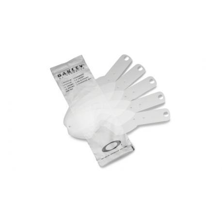 Pack 25 tear-offs OAKLEY O Frame 2.0 transparent