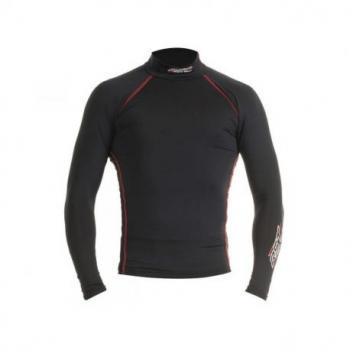 T-shirt RST Tech X MC Coolmax noir taille S-M