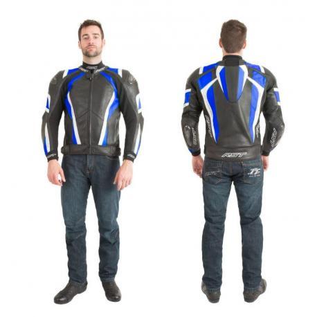 Veste RST Pro Series CPX-C cuir été bleu taille L homme