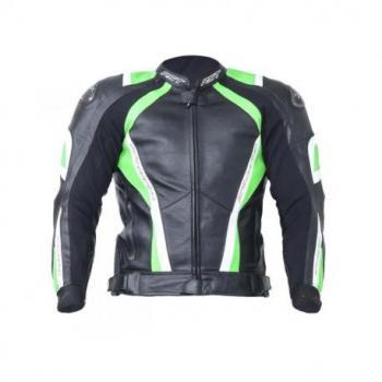 Veste RST Pro Series CPX-C cuir été neon green taille S homme