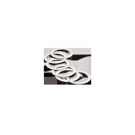 Kit disques lisses d'embrayage Prox Husqvarna TC/TE/TXC 250