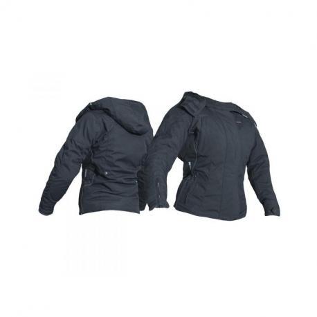 Veste RST Ladies Ellie II textile toutes saisons noir taille S femme