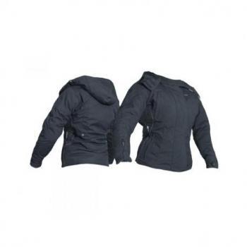 Veste RST Ladies Ellie II textile toutes saisons noir taille XXL femme