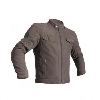 Veste RST IOM TT Crosby textile brun taille S homme