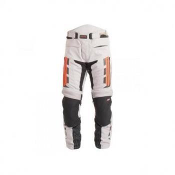 Pantalon RST Pro Series Paragon V textile toutes saisons argent/flo red taille S femme