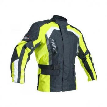 Veste RST Alpha IV textile jaune fluo taille M homme