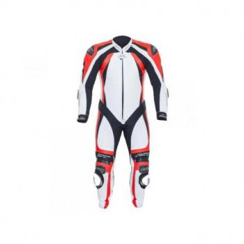 Combinaison RST Pro Series CPX-C II cuir blanc/rouge taille M homme