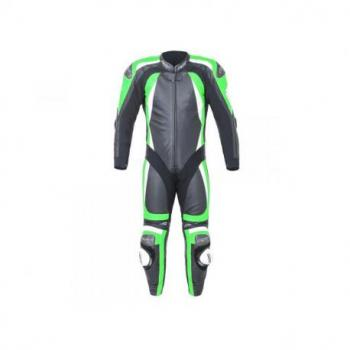 Combinaison RST Pro Series CPX-C II cuir vert fluo taille S homme
