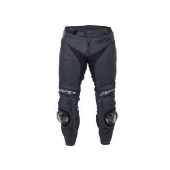 Pantalon RST Blade II cuir mi-saison noir taille M homme
