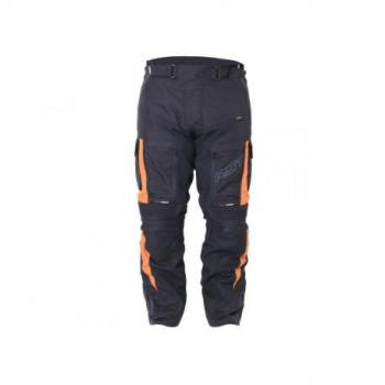 Pantalon RST Pro Series Adventure III textile toutes saisons orange taille L homme